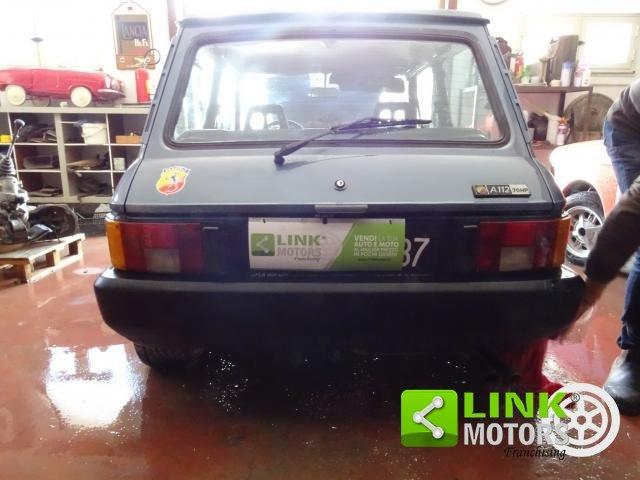 1982 Autobianchi A112 1050 Abarth ANNO 82 For Sale (picture 2 of 6)