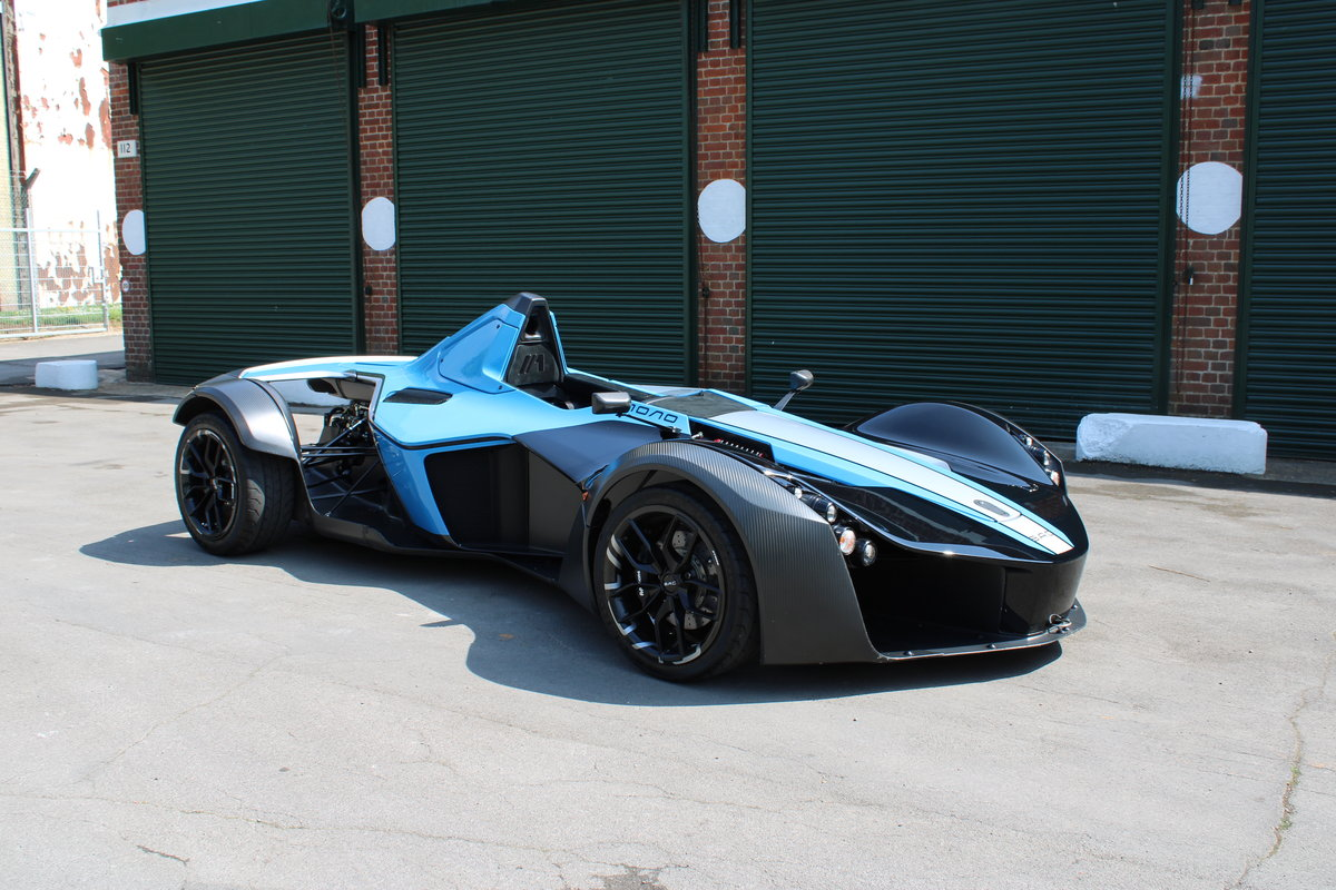 2017 BAC MONO - 1,500 MILES - £159,950 For Sale (picture 1 of 12)