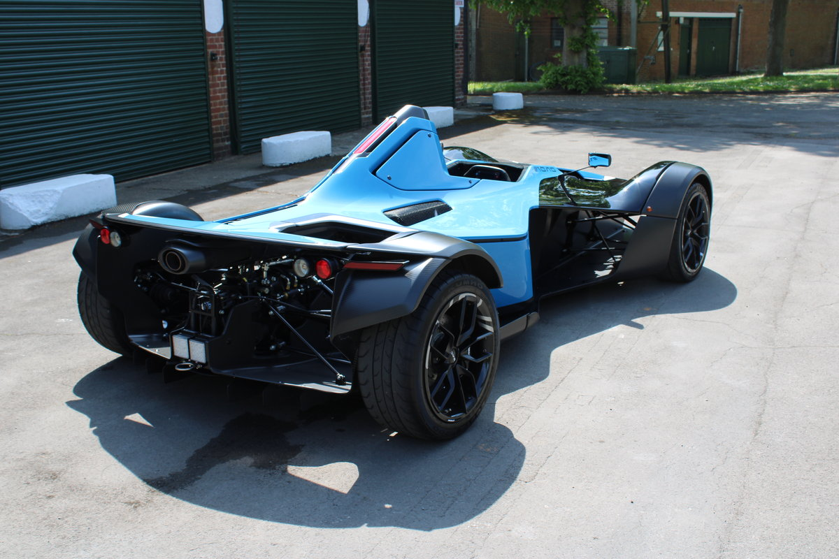 2017 BAC MONO - 1,500 MILES - £159,950 For Sale (picture 4 of 12)