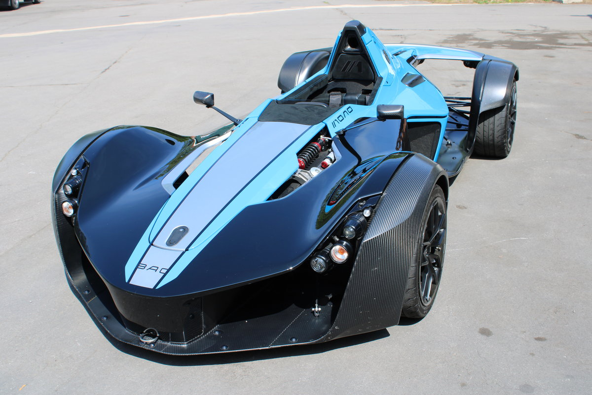 2017 BAC MONO - 1,500 MILES - £159,950 For Sale (picture 7 of 12)