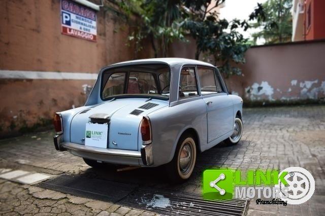 1966 Autobianchi Bianchina IN OTTIMO STATO CONSERVATIVO For Sale (picture 4 of 6)