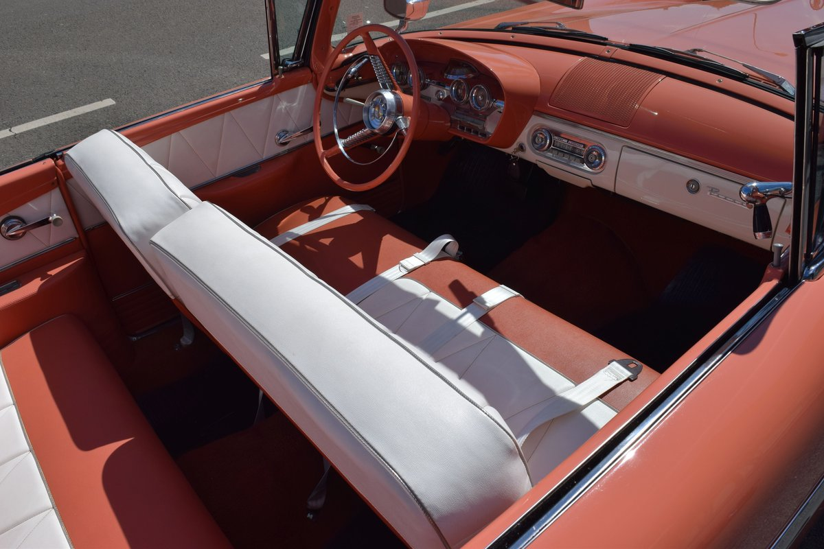 1958 Edsel Pacer cabriolet For Sale by Auction (picture 4 of 5)