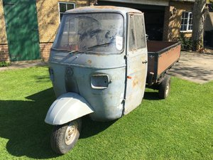 1976 Piaggio Ape NO RESERVE at ACA 15th June  For Sale