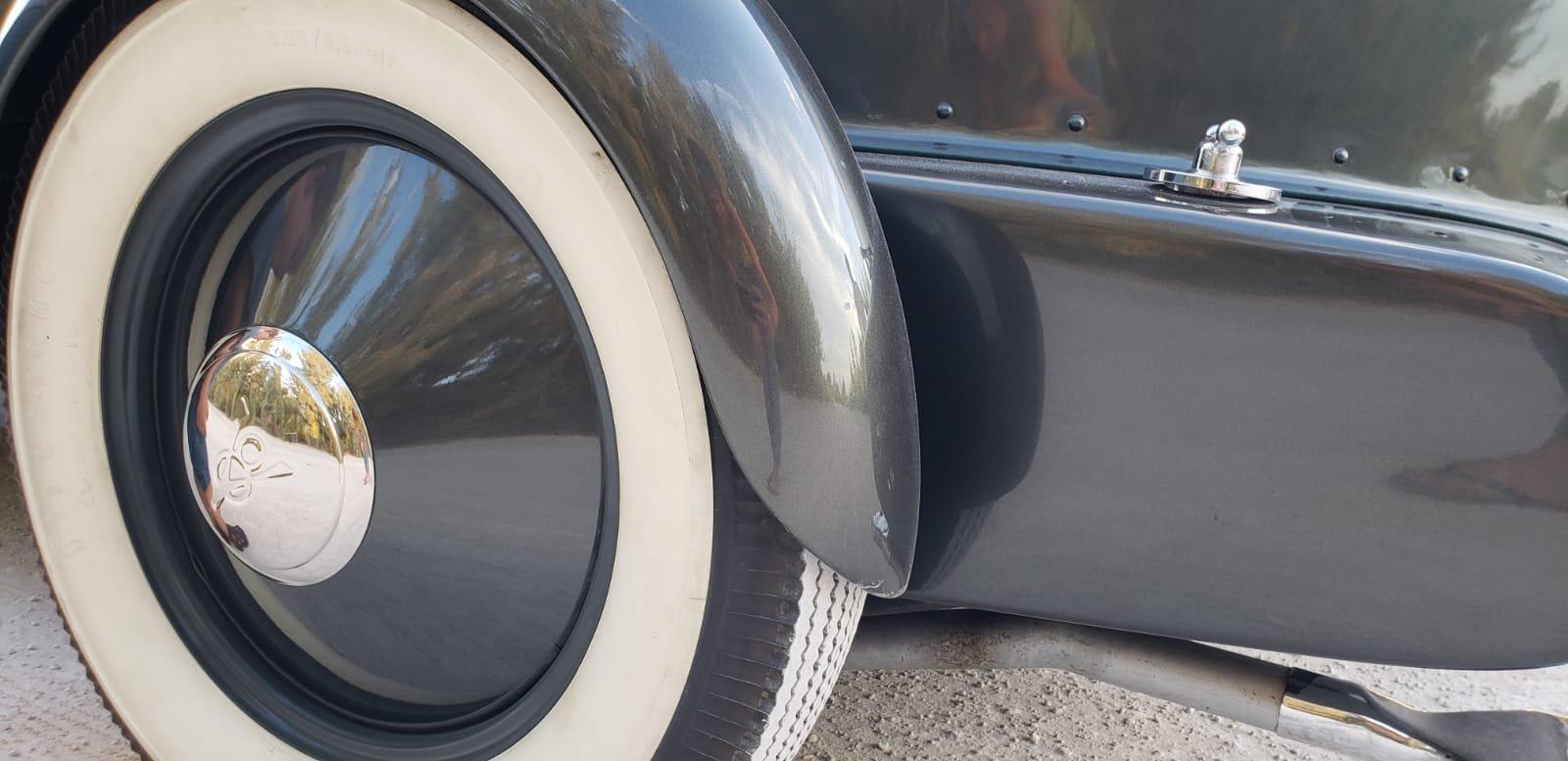 1934 Prewar Edsel Speedster for sale. For Sale (picture 4 of 5)