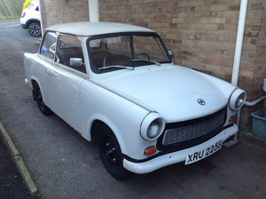 1978 trabant 601s tax and mot exempt. For Sale