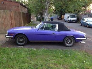 1974 Triumph stag V8 auto  For Sale