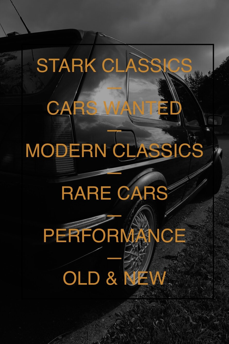 2000 CARS WANTED MODERN CLASSICS BMW SPORTS / GOLF GTI / RARE CAR For Sale (picture 2 of 5)