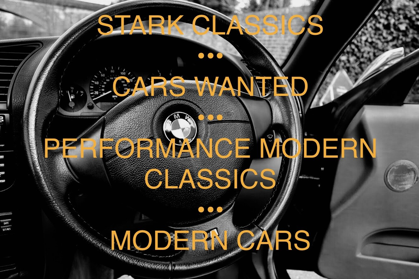 2000 CARS WANTED MODERN CLASSICS BMW SPORTS / GOLF GTI / RARE CAR For Sale (picture 4 of 5)