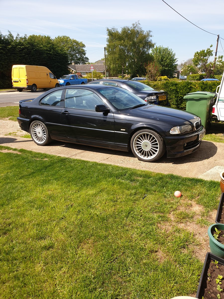 2000 Alpina B3 3.3 coupe #41 For Sale (picture 1 of 6)