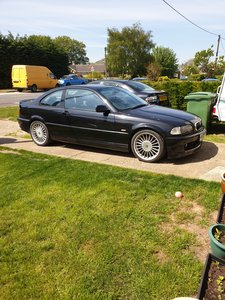 2000 Alpina B3 3.3 coupe #41 For Sale