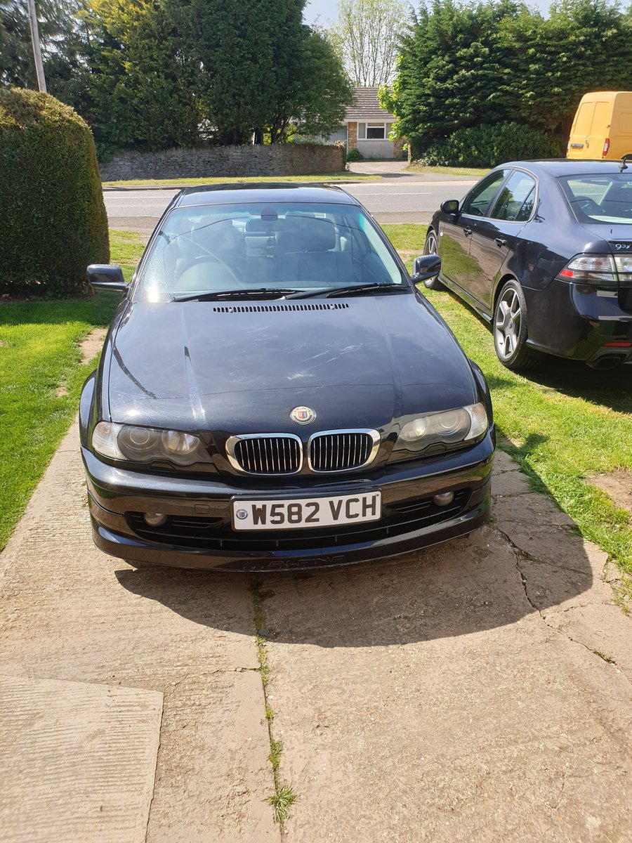 2000 Alpina B3 3.3 coupe #41 For Sale (picture 2 of 6)