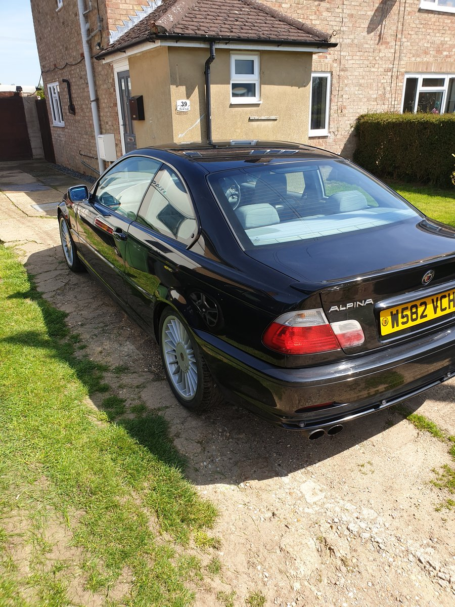 2000 Alpina B3 3.3 coupe #41 For Sale (picture 3 of 6)