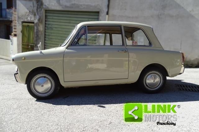 1967 Bianchina PERFETTE CONDIZIONI For Sale (picture 3 of 6)