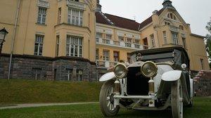 1915 White Automobile for sale For Sale