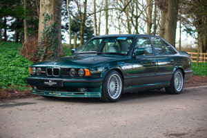 1990 E34 ALPINA B3.5 - MANUAL UK CAR