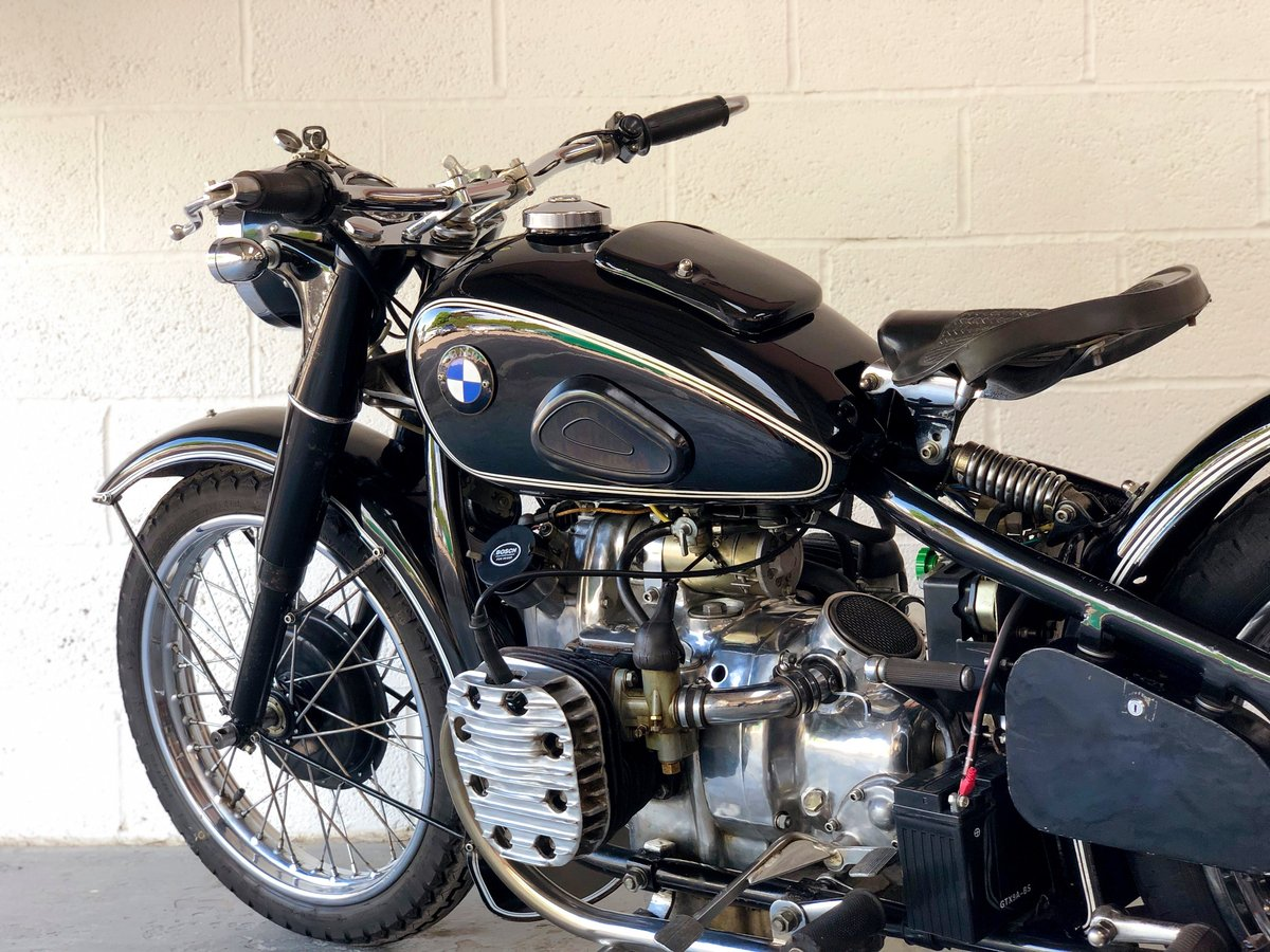 Chang jiang 1960 749 cc electric and kickstart (BMW R71) SOLD (picture 5 of 6)