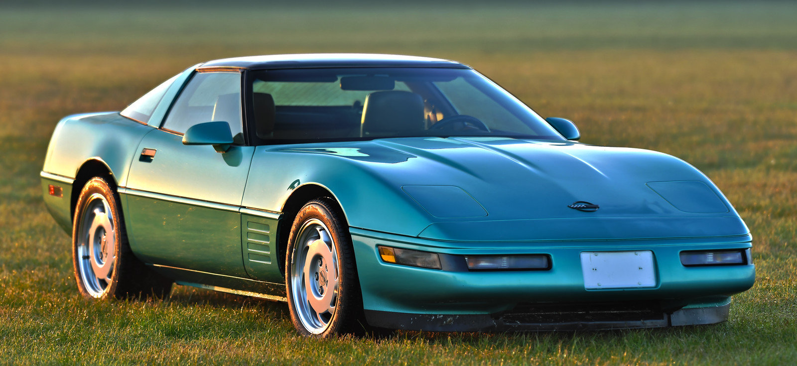 1991 Corvette C4 Targa 5.7 V8 Geiger For Sale (picture 1 of 6)