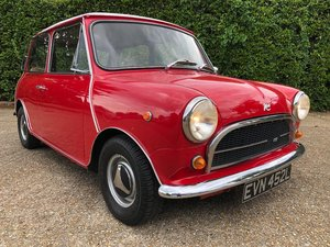 1972 Innocenti Mini 1001. Mk3. LHD. Very original & rare.