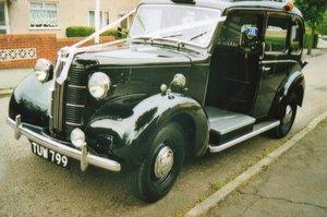 1957 Austin FX3 London Taxicab