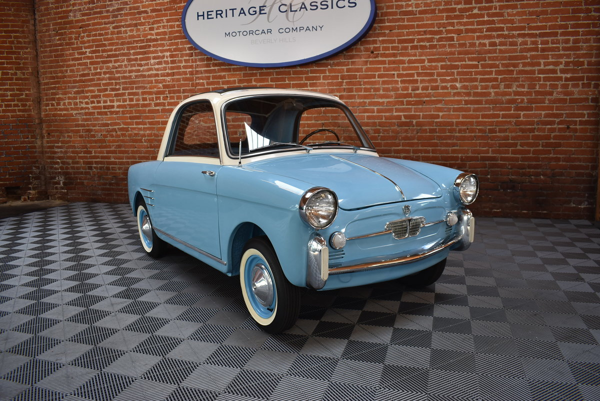 1961 Bianchina Trasformable Special SOLD (picture 1 of 6)