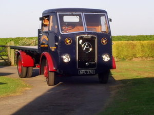 1955 Atkinson L 644  6 Tonner For Sale
