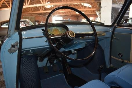 1961 Autobianchi Bianchina Trasformable Special = Blue $39.5 For Sale (picture 5 of 6)