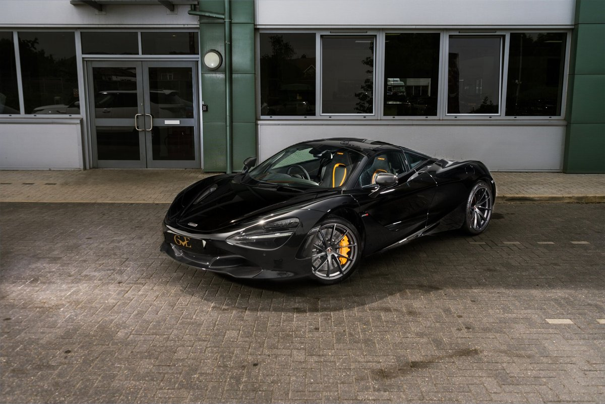 McLaren 720S Performance 2018 SOLD (picture 1 of 6)