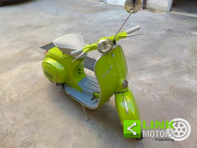 PIAGGIO VESPA 50 L PRIMA SERIE 1967 - RESTAURO PROFESSIONAL For Sale (picture 2 of 6)