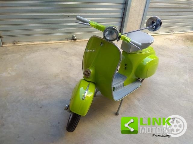 PIAGGIO VESPA 50 L PRIMA SERIE 1967 - RESTAURO PROFESSIONAL For Sale (picture 5 of 6)