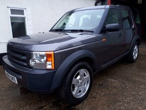 2006 LANDROVER DISCOVERY TDV6 ** 76000 miles only**