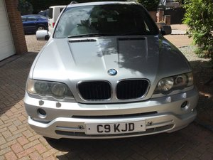 2002 BMW X5 Automatic