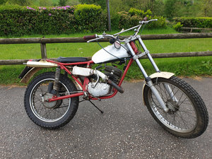 1971 Rare Puch Dalesman 125cc For Sale