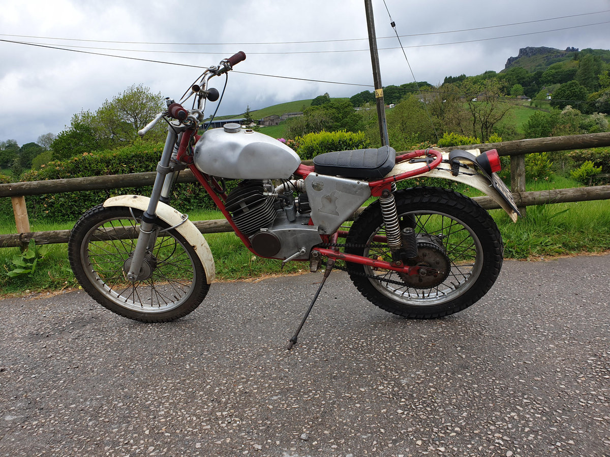 1971  Dalesman puch125cc (Rare)  For Sale (picture 2 of 3)
