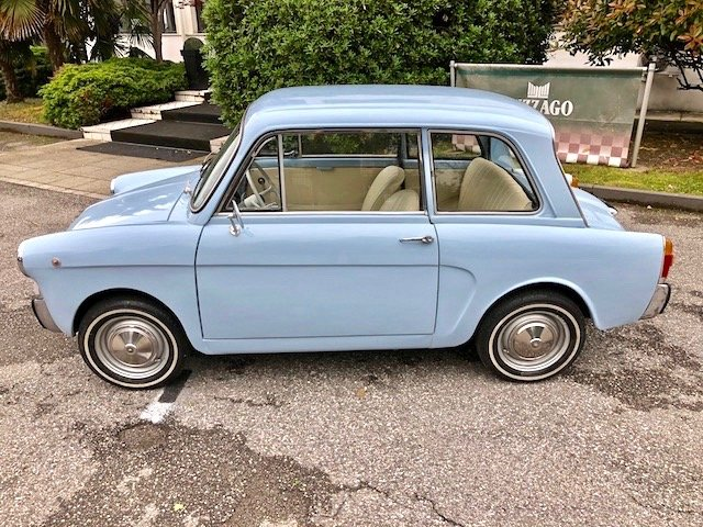 1963 AUTOBIANCHI - BIANCHINA SPECIAL SOLD (picture 2 of 6)