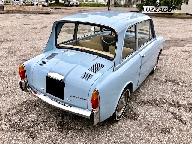 1963 AUTOBIANCHI - BIANCHINA SPECIAL SOLD (picture 3 of 6)