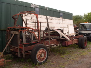 1956 ERF chinese  six clear view For Sale