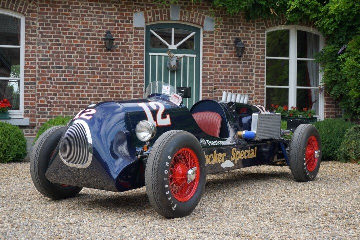 1938 Gulf-Miller special For Sale (picture 1 of 6)