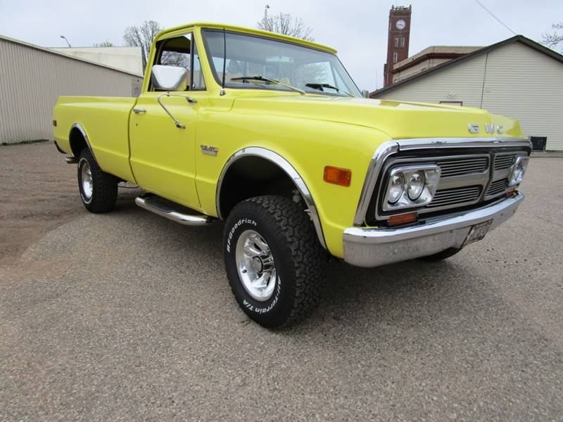 1971 GMC 2500 Custom 4x4  For Sale (picture 1 of 6)
