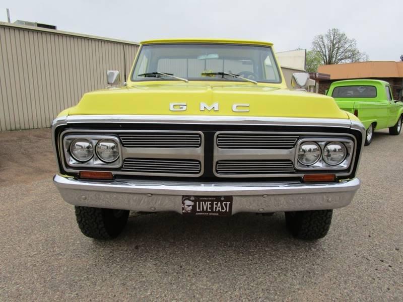 1971 GMC 2500 Custom 4x4 For Sale | Car And Classic