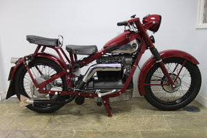 1951 Nimbus 750 cc In Line Four Restored  EXCELLENT