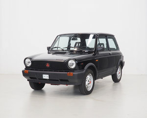 1983 Autobianchi A112 Abarth 70 HP For Sale by Auction