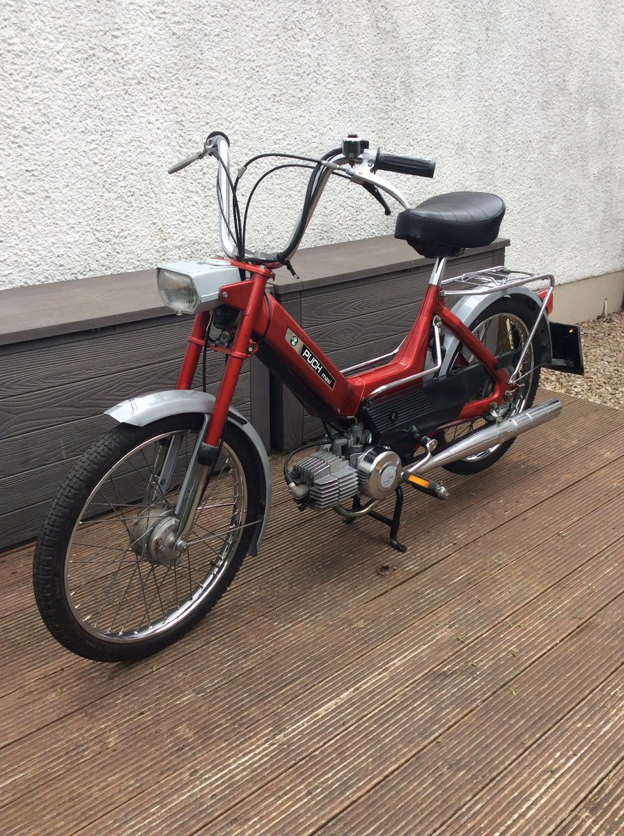 1977 Puch Maxi SOLD | Car And Classic