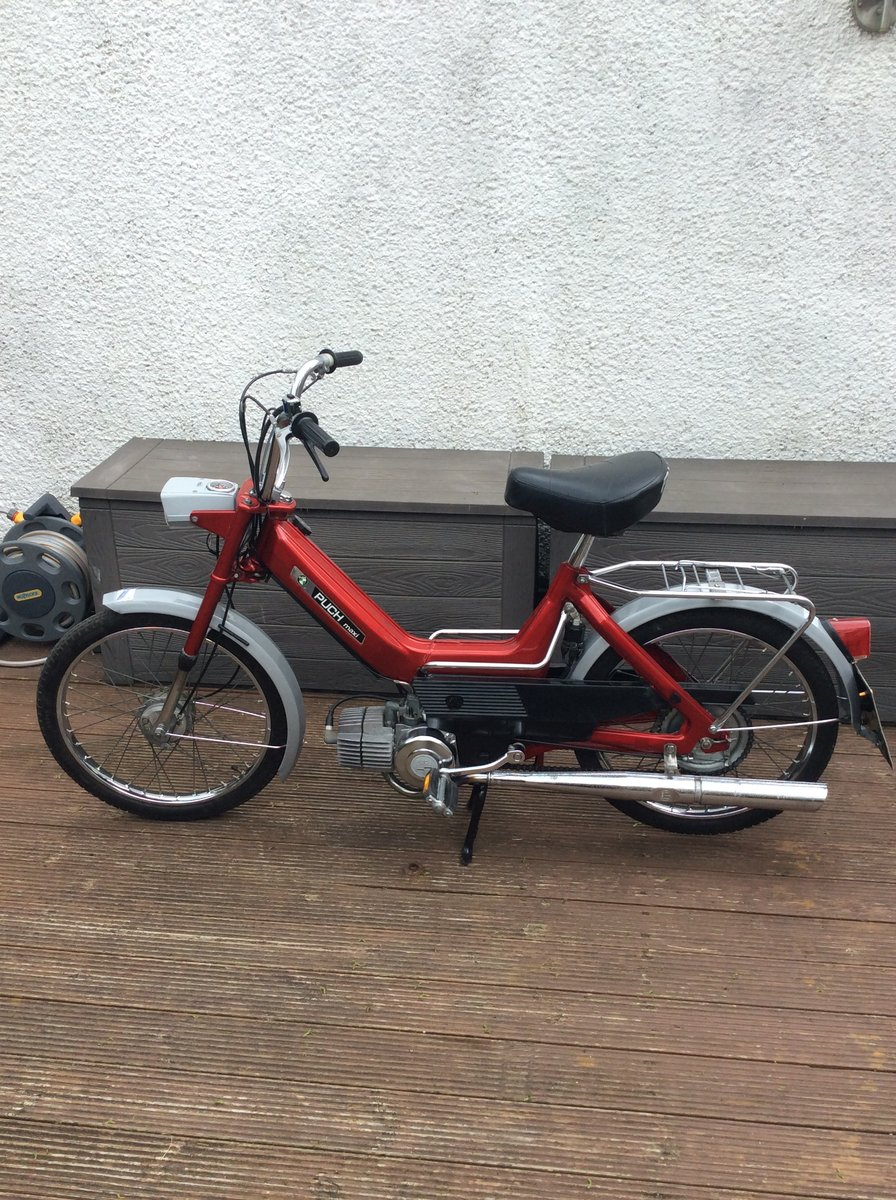 1977 Puch Maxi SOLD   Car And Classic