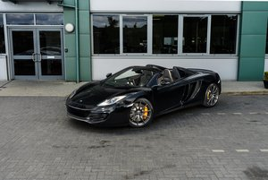 McLaren MP4-12C Spider 2013 For Sale