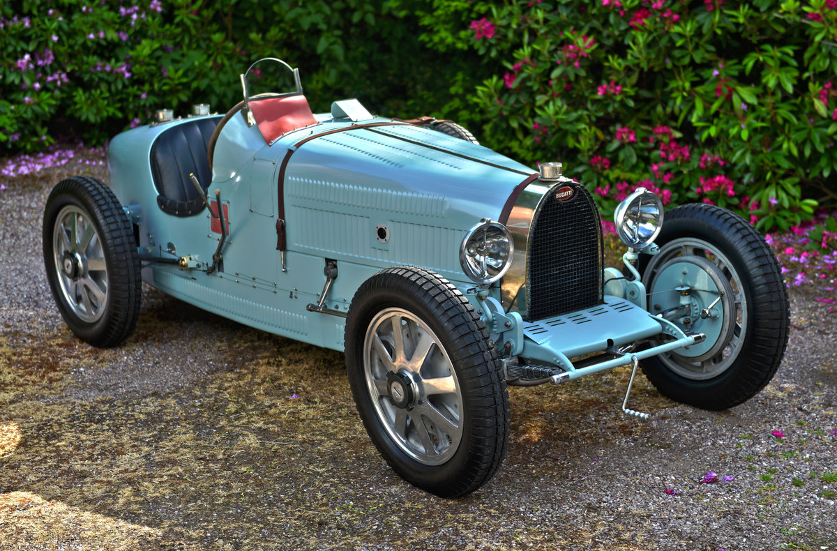 1973 Pur Sang Bugatti Type 51 Tool Room copy For Sale (picture 1 of 6)