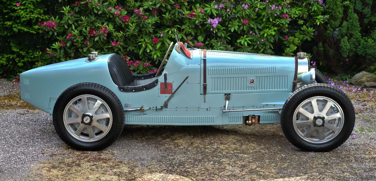 1973 Pur Sang Bugatti Type 51 Tool Room copy For Sale (picture 2 of 6)