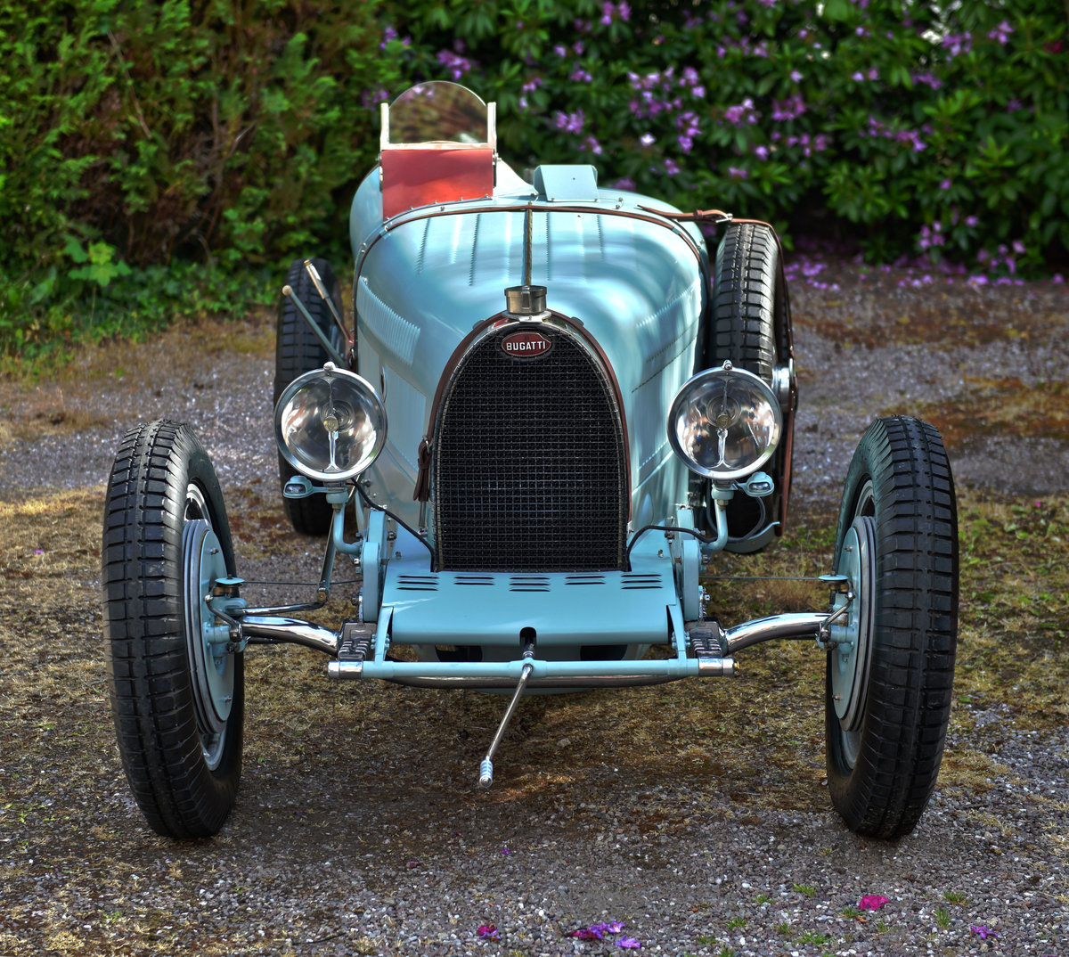 1973 Pur Sang Bugatti Type 51 Tool Room copy For Sale (picture 3 of 6)