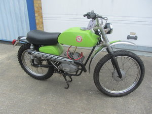 Picture of ASPES C70 CROSS ITALIAN MOTORCYCLE For Sale