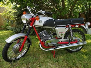 1970 Puch M125 Motorcycle For Sale