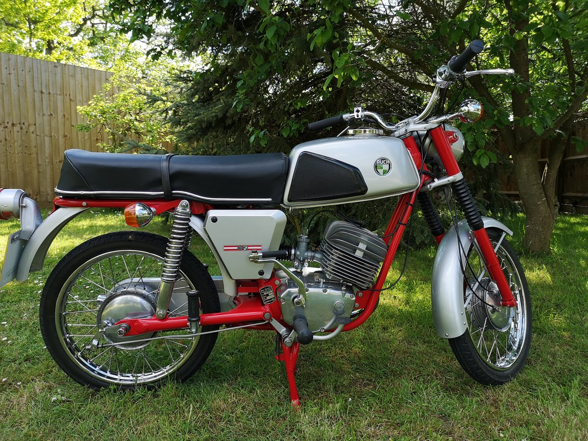 1970 Puch M125 Motorcycle For Sale For Sale (picture 2 of 6)